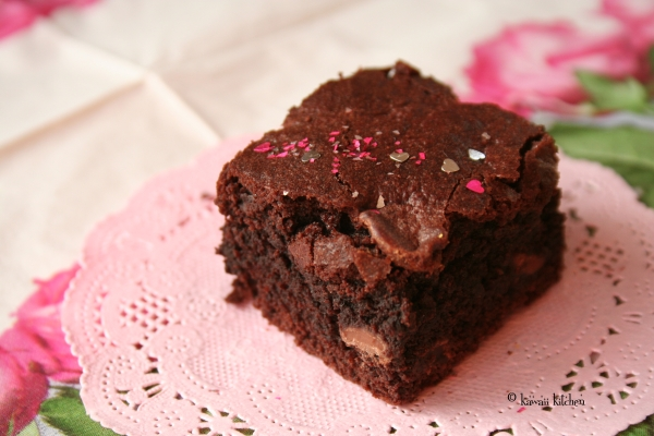 Foolproof, satisfying brownies - 1