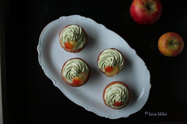 apple cupcakes 02