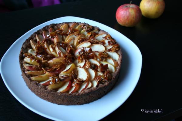 apple and almond tart 02