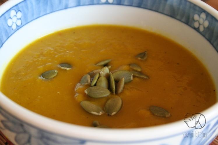 pumpkin soup - 01