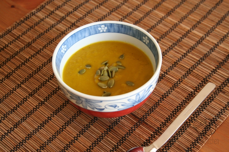 pumpkin soup - 02
