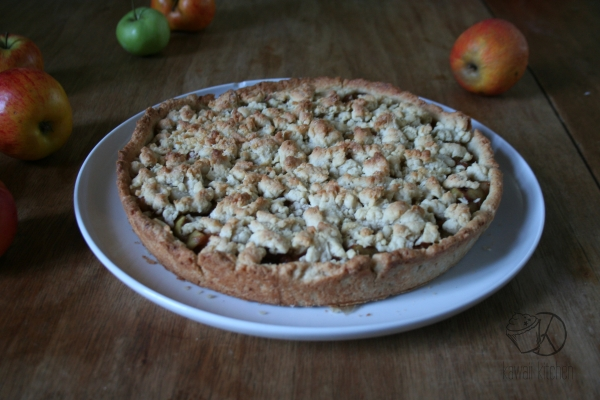 apple crumble cake 04