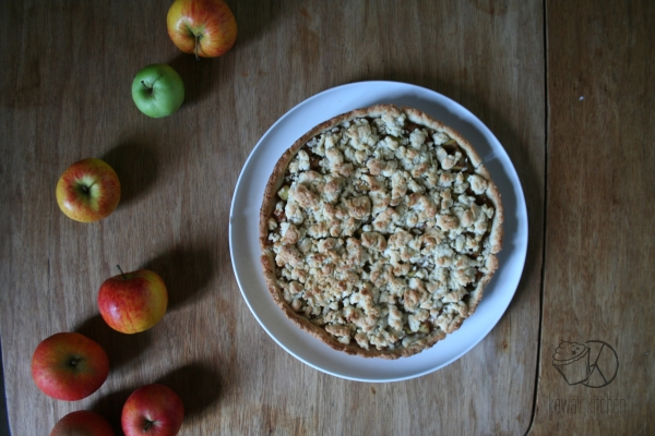 apple crumble cake 06