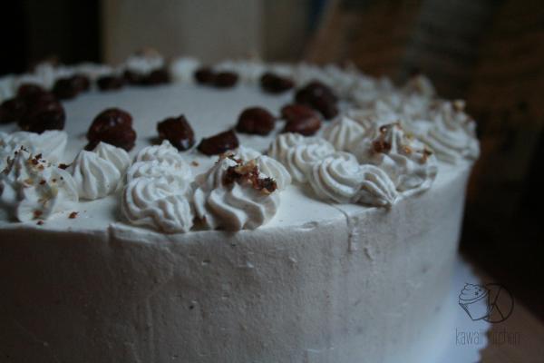 christmas almonds cake 02